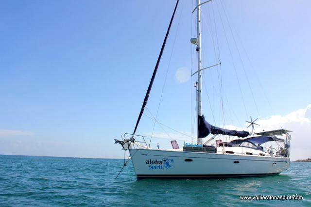 Bavaria 42 Cruiser (Aloha Spirit)
