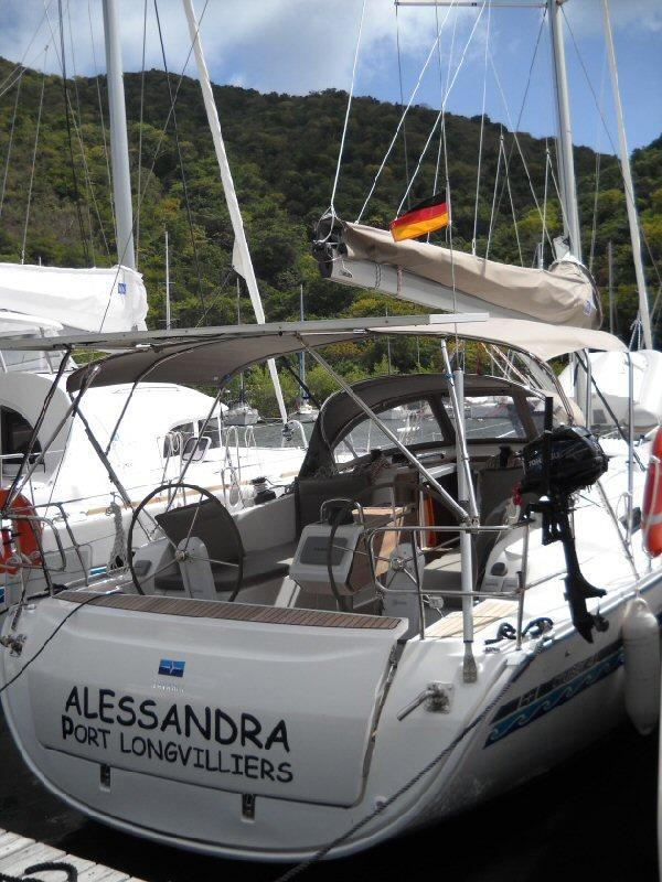 Bavaria Cruiser 41 (Alessandra)