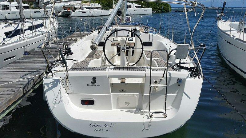 Beneteau Oceanis 34 (Charette)